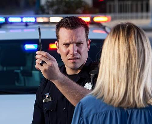 breathalyzer refusal DUI defense lawyer