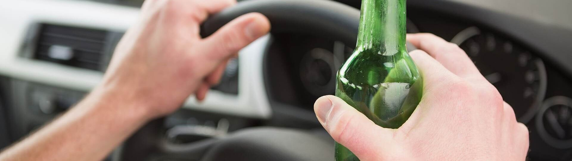 drinking and driving DUI defense