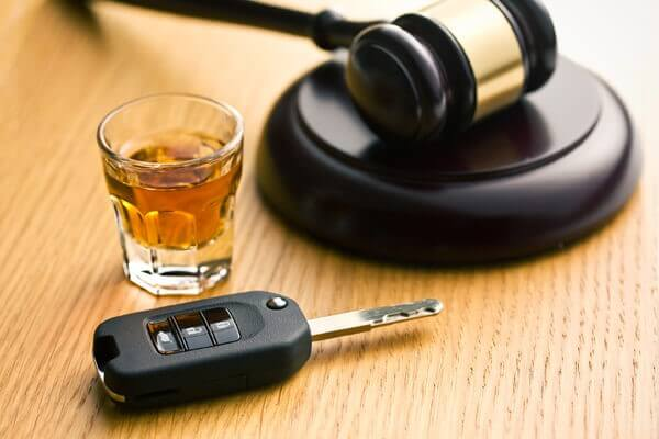 drinking and driving under the influence orinda