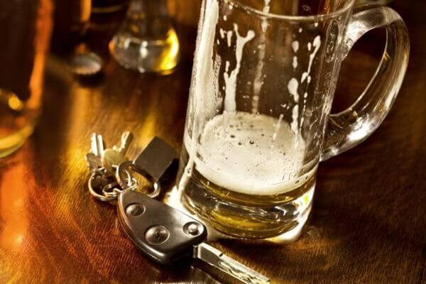 driving under the influence law orinda