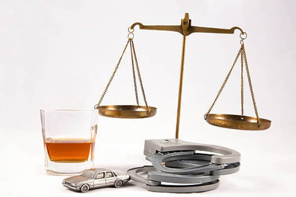 laws for DUI san francisco